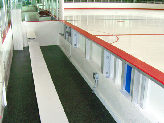 Ice Arena Flooring