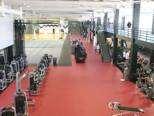 Fitness Facility Flooring