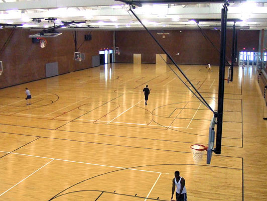 Basketball Gym Flooring