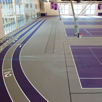 St. Thomas University Customizes Their Fieldhouse