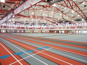 Fieldhouse Indoor track surfaces