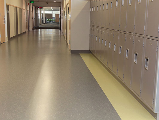 Commercial Rubber Flooring Rubberized Flooring Resilient Rubber