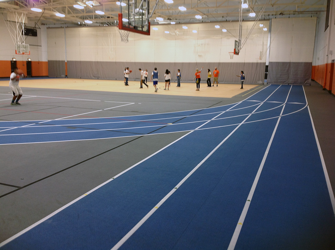 John Hersey High School Fieldhouse