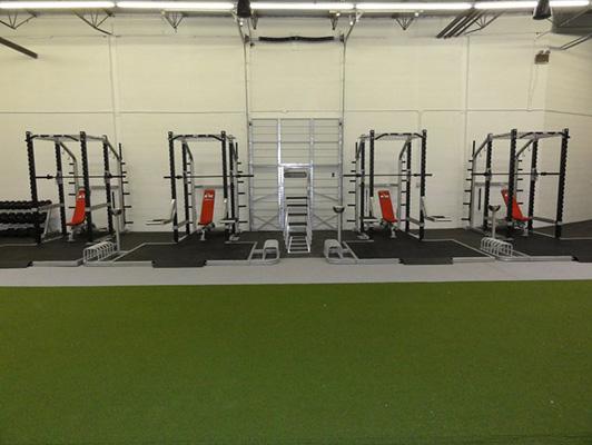 Indoor Turf ARC Performance Fitness
