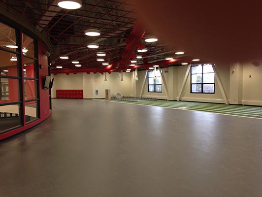 Homewood Flossmoor High School - Indoor Sports Floors