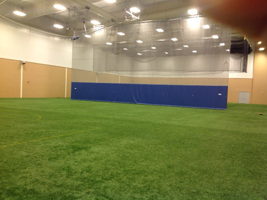 Williston Rec Center - Indoor Artificial Turf