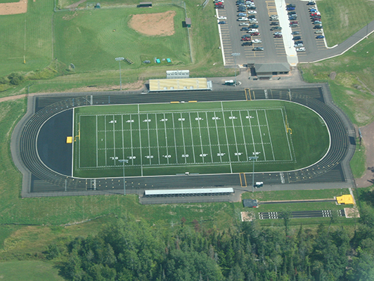 Northwestern High School, Maple WI