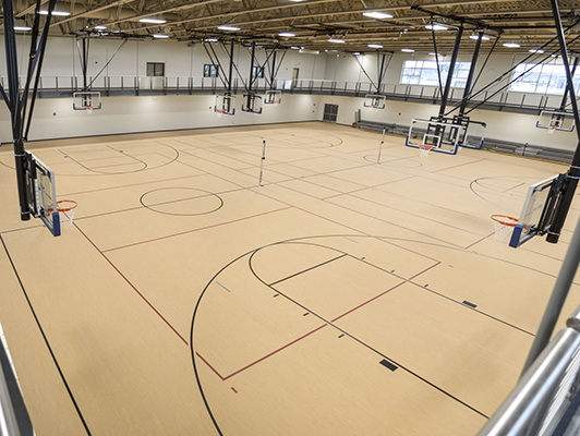 Rustad Recreation Center, MN