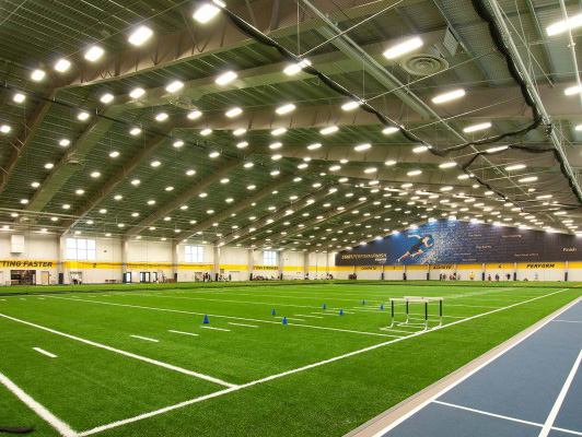 Sanford Power Center Indoor Turf Field