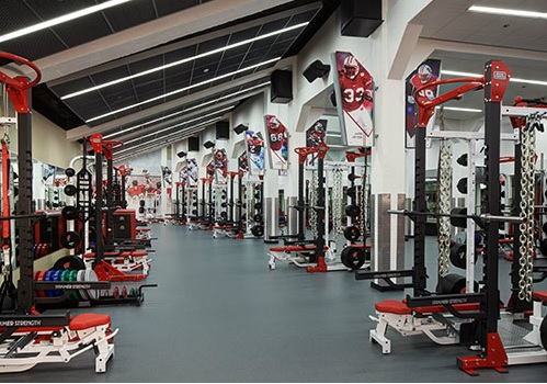 University Of Wisconsin-Madison Student Athlete Performance Center
