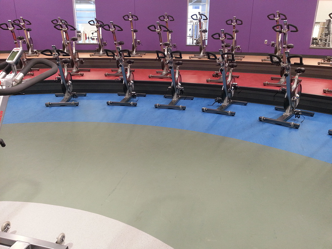 Wellmark YMCA - Spin Room