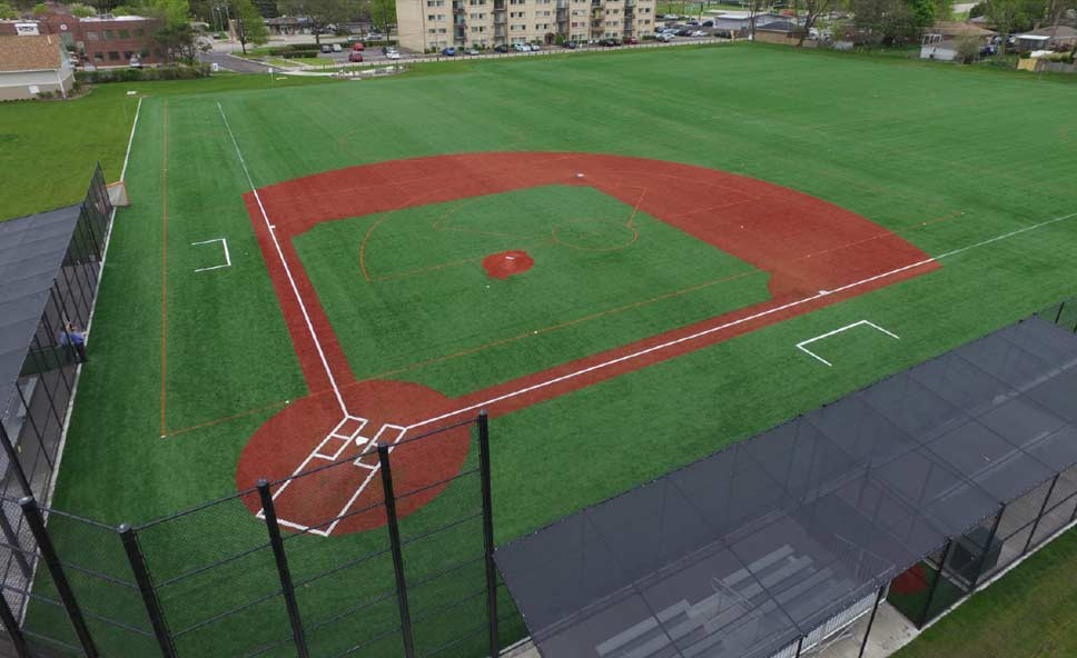 Wilmette Park District - Baseball / Softball Field Turf