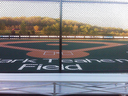 Baseball / Softball Synthetic Turf Mark Teahan Challenger Field