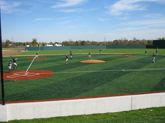 Baseball / Softball Artificial Turf Siena Heights University