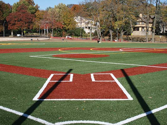 St Teresa's Academy Baseball / Softball Artificial Turf