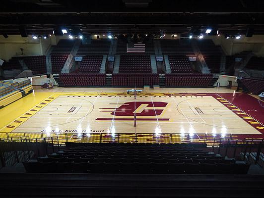 Basketball Hardwood Flooring Connor Maple Flooring