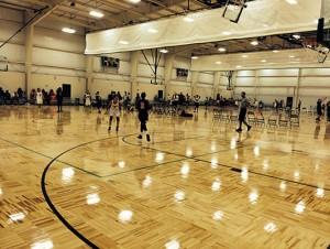 Triton Central High School Basketball Flooring