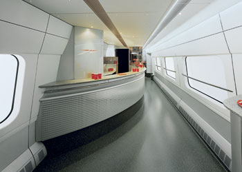 Commercial Flooring for Transportation
