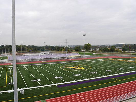 Avondale High School Football Field Artificial Turf