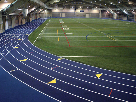 Football Synthetic Turf - University Of Notre Dame