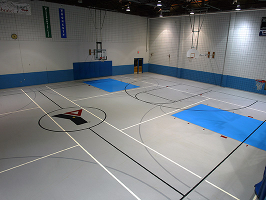 Hammon YMCA - Indoor Sports Floors
