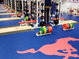 Mondo Weight Room Flooring Kiefer USA