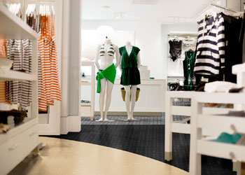 Retail Flooring, Commercial Flooring for Retail Stores Kiefer USA