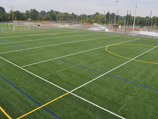 Avondale High School Soccer Field Artificial Turf
