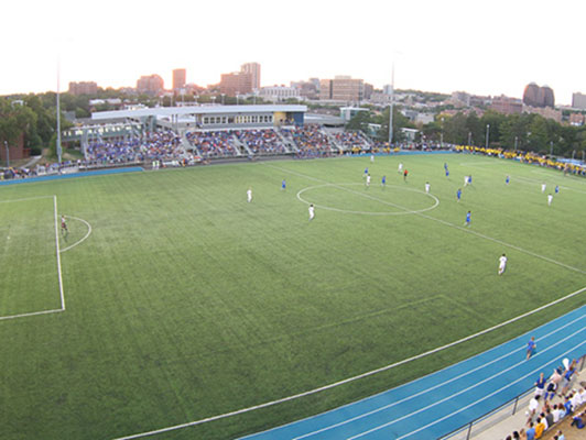 Durwood Soccer Stadium Artificial Turf