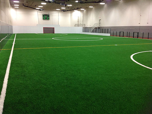 Soccer Field Artificial Turf Glendale Heights Sports Hub