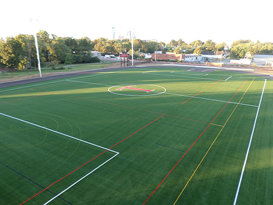 Transylvania University Artificial Soccer Turf