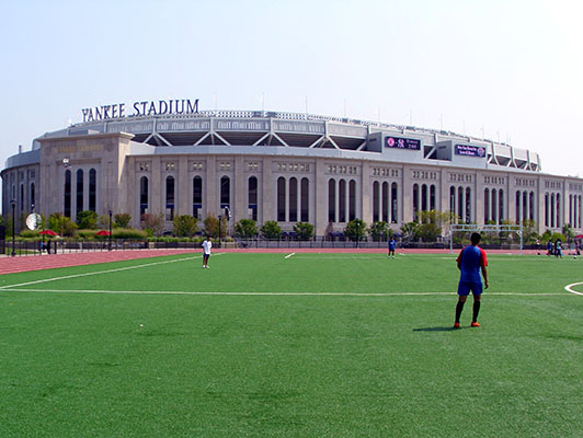 Yankee Stadium Artificial Soccer Turf