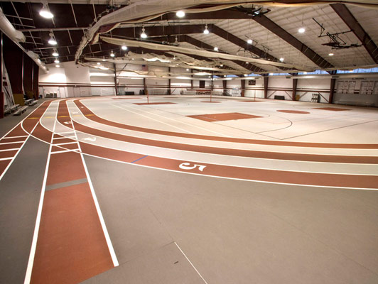 Argo High School Running Track