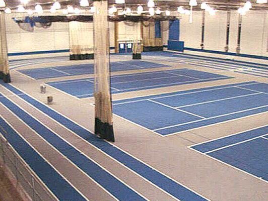 Eastern Illinois University Running Track Surfaces