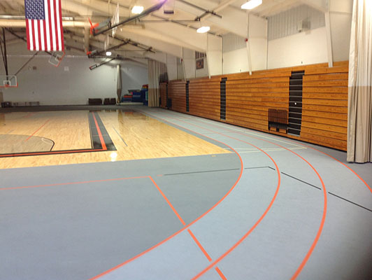 Hartford High School Running Track Surfaces