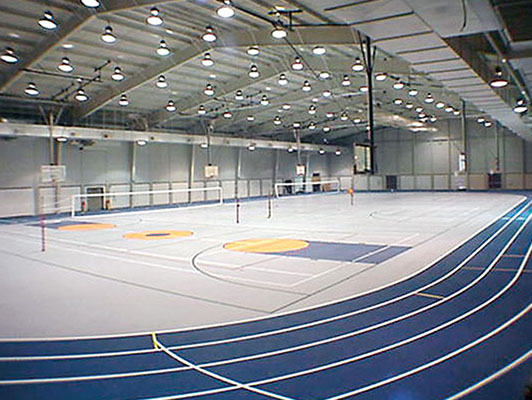 Oswego High School Running Track Surfaces