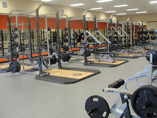 Weight Room Flooring | Weight Room Floor | Free Weight Flooring ...