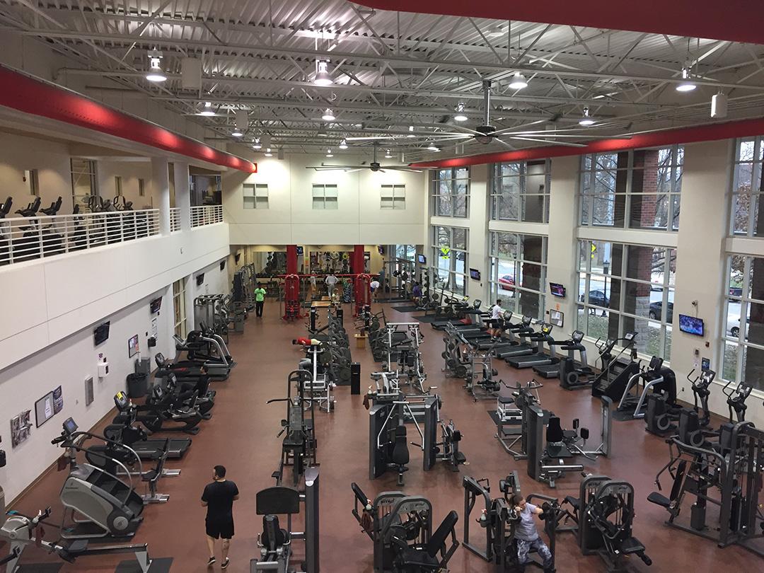 Austin Peay University_Rec Center
