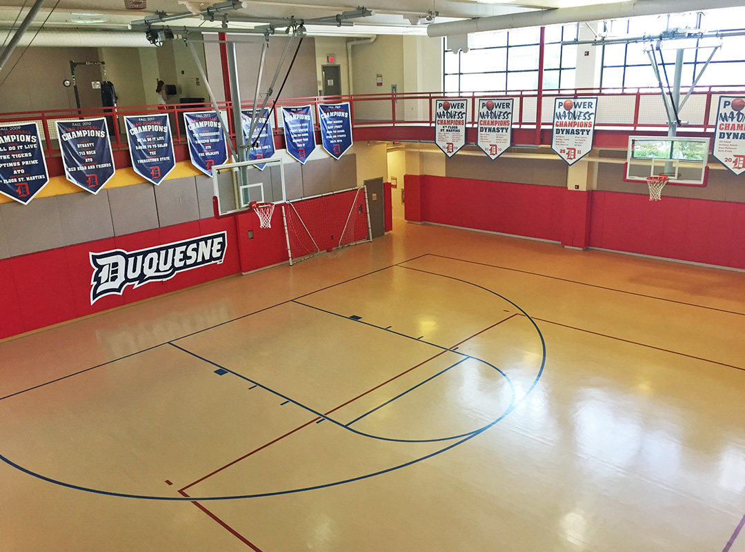 Duquesne University Rec Center