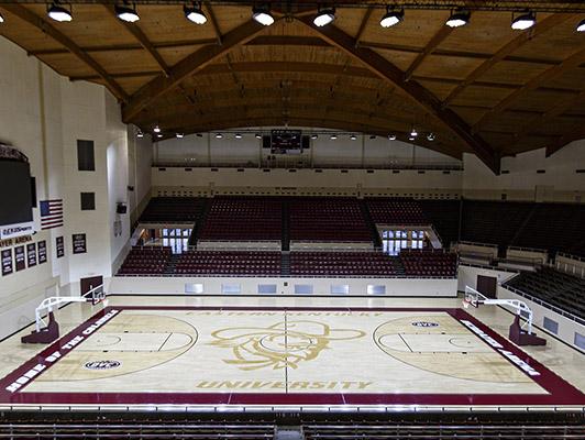 Eastern Kentucky University - Gymnasium Floor