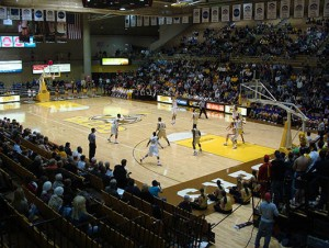 Valparaiso University - Hardwood Gym Flooring