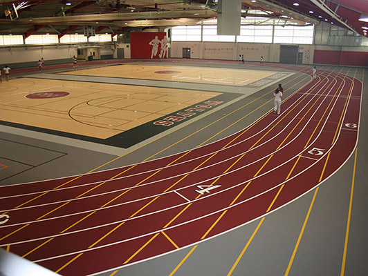 Niles West High School - Multi Purpose Sports Flooring