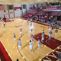 Transylvania University - Hardwood Gym Flooring