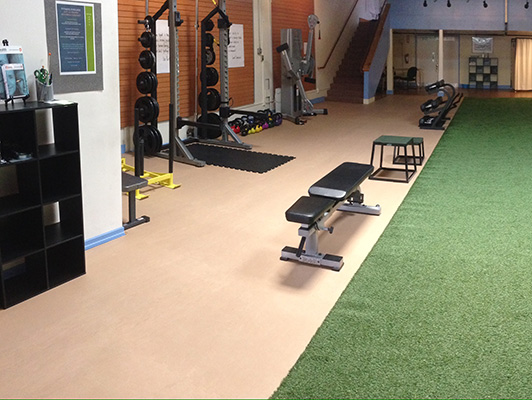 Fitness Evolved Flooring