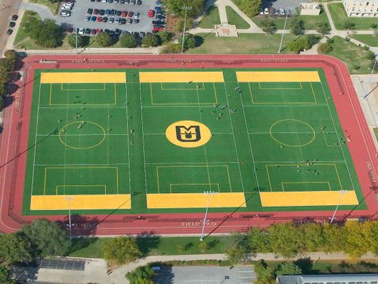 Missouri University Rugby Field Turf