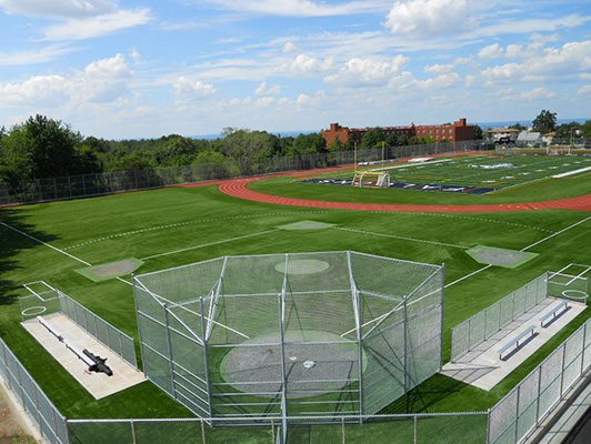 Susan Wagner High School - Outdoor Sports Surfaces