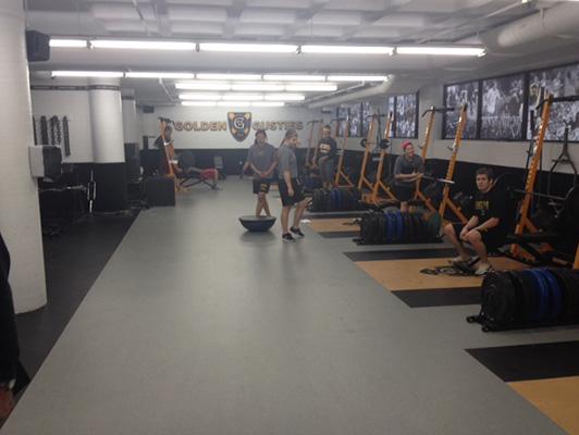 Strength Training Flooring