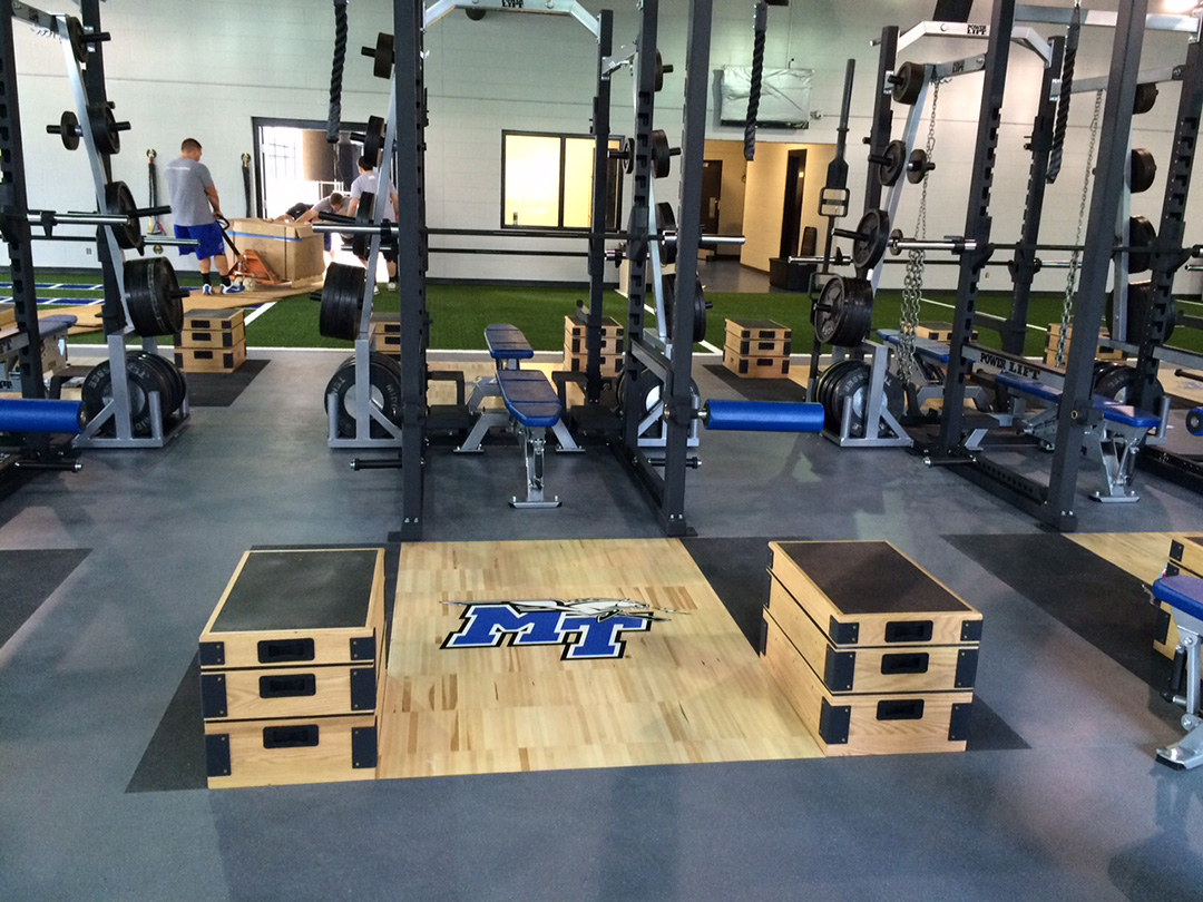 Strength Training Flooring