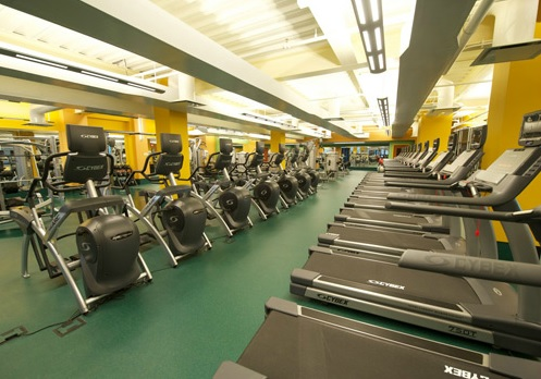 College Of Wooster - Scot Center Sports Flooring Project