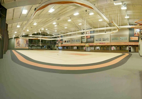 University Of Findlay - Sports Flooring